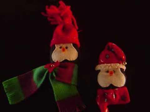 Mu ecos para navidad youtube - Munecos de navidad ...