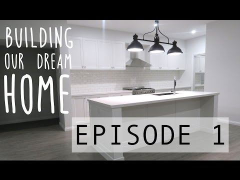 Download Youtube: BUILDING OUR DREAM HOME - EPISODE 1