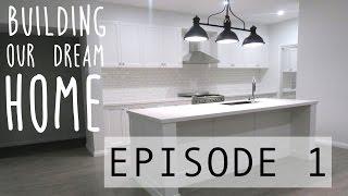 One of Catching Up With The Contes's most viewed videos: BUILDING OUR DREAM HOME - EPISODE 1