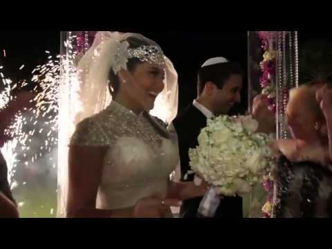 Bukharian Wedding in Miami (Diana and Shmuel)