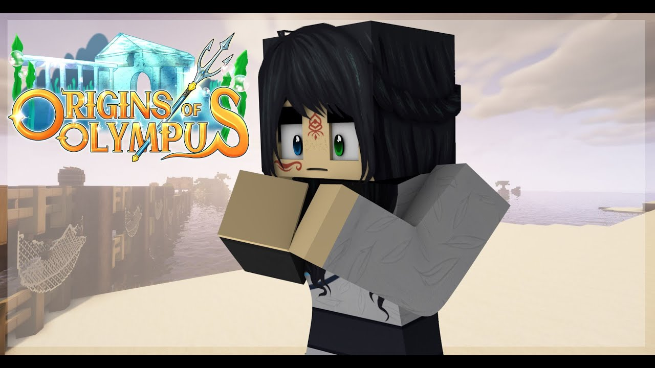 Download He's 4! | Origins Of Olympus S3 EP2 || Minecraft Percy Jackson Roleplay