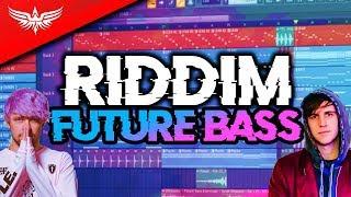 How To Make RIDDIM FUTURE BASS - FL Studio 20 Tutorial
