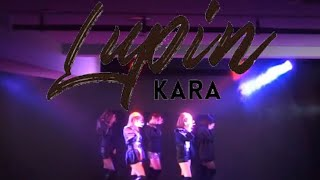 2019 HANA Party vol.5 KARA(카라)Lupin(루팡)dance cover by 学習院女子大…