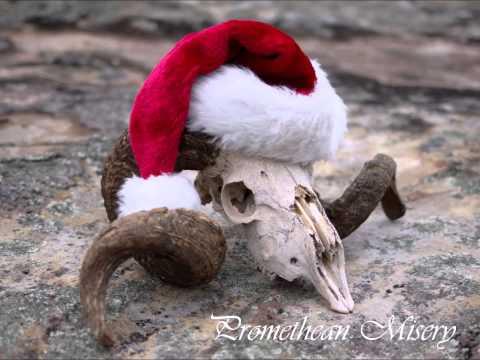 Doom Metal Christmas Carol - We Wish You a Merry Christmas - Promethean Misery