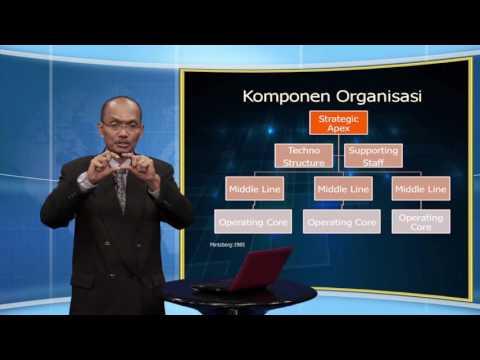 ADPU4341 Teori Organisasi - Desain Organisasi