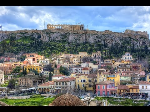 Athens City Tour HD - Things to see in Athens, Greece '16