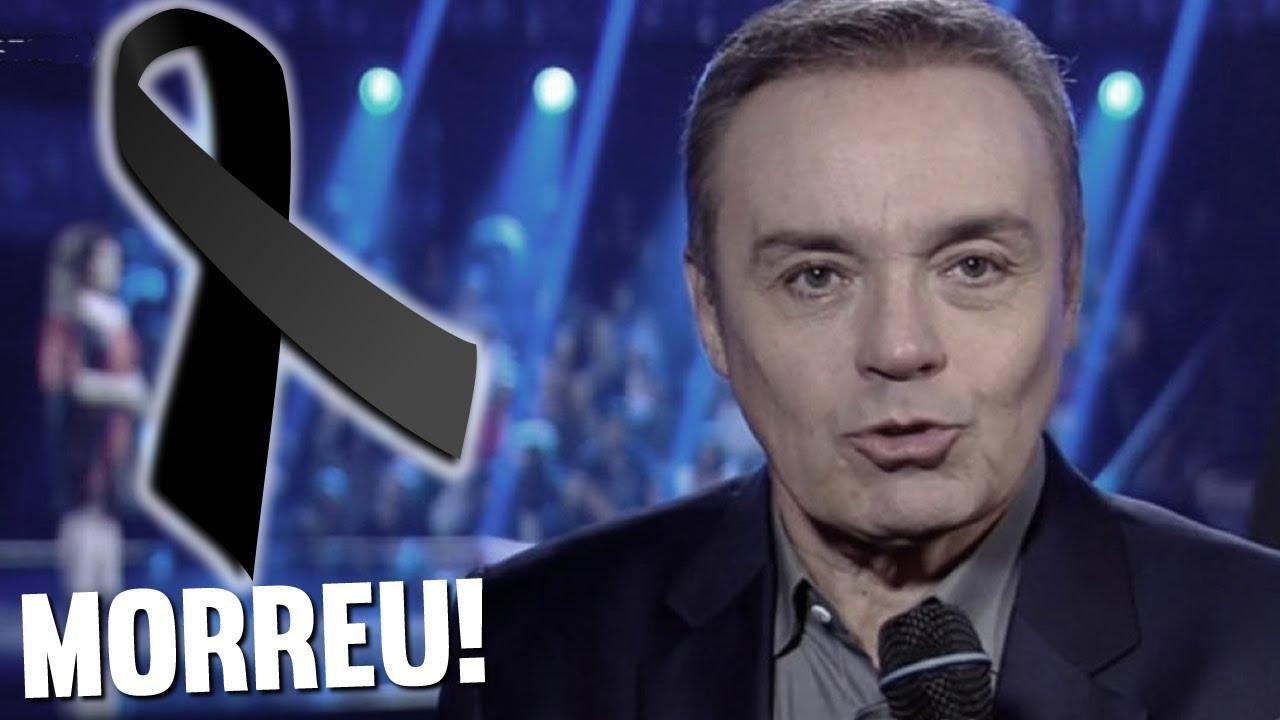 TRISTE: Morre o APRESENTADOR Gugu Liberato? Internet espalha que Gugu faleceu mas parece que é fake!
