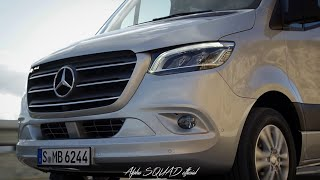 Mercedes Sprinter 2018 Tourer - (Great Van)