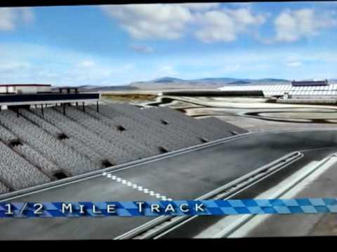 Reno-Fernley Raceway Master Plan for NASCAR Sanctioned Racing Complex