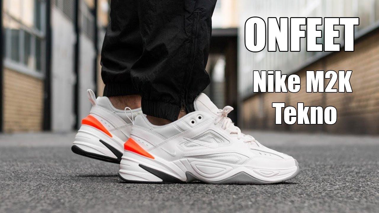 ONFEET Nike M2K Tekno