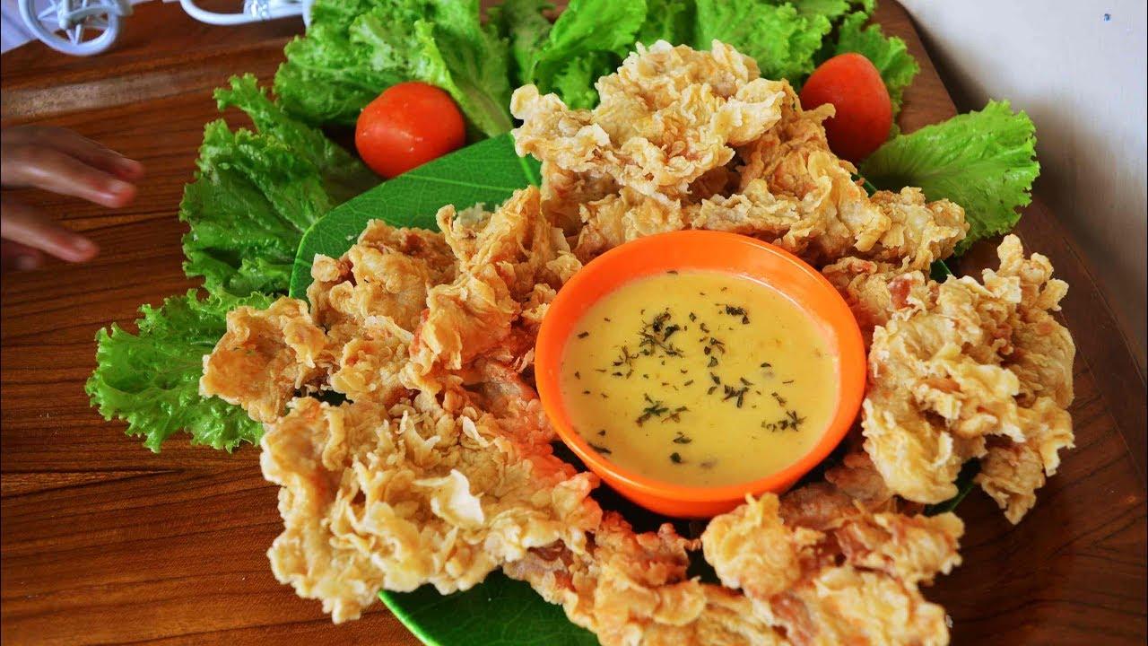 Ikan Crispy Saus Telur Asin Cocok Untuk Usaha Youtube