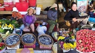 Chợ Buôn Ma Thuột, Tây Nguyên: Đầy ắp tiếng cười - Nhiều món đặc sản - Một chục hoa hồng chỉ 15k