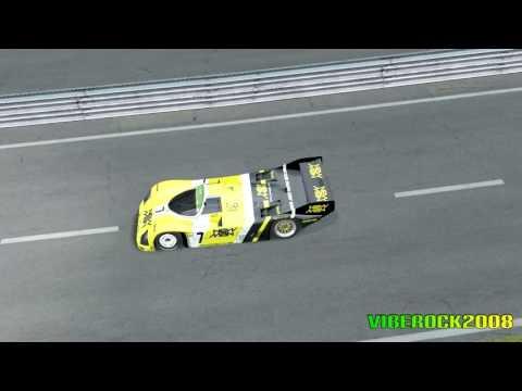 [rFactor] New Man-Joest Racing @ Spa-Francorchamps with Henri Pescarolo & Klaus Ludwig