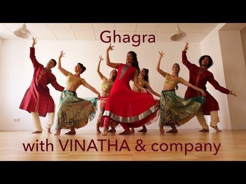 Ghagra   Yeh Jawaani Hai Deewani   Vinatha Sreeramkumar   Espectáculo danza bollywood Madrid