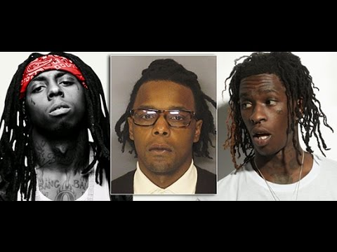 Young Thugs Road Manager Sentenced To Years For Shooting Up Lil Waynes Tour Bus