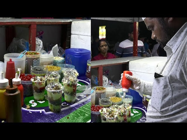How To Making | Sweet Falooda | Falooda Recipe | VijayaWada Street Food