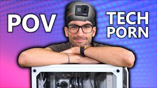 Building a PC in POV! Video