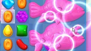 Candy Crush Soda Saga LEVEL 218 ★★★ STARS( No booster )