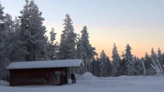 MAGICAL holiday to Levi, Lapland | Santa Claus | Reindeers | Huskies | Snowmobiles |