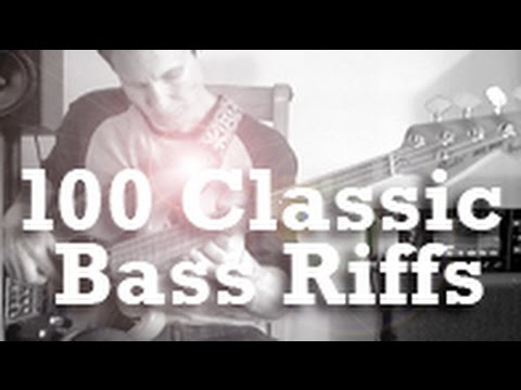 Greatest Ever Bass Lines  - 100 Classic Bass Riffs