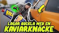 Laga Buckla Med Kaviarknäcke - Ronny Och Ragge Style
