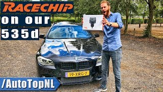 RaceChip GTS Black REVIEW & INSTALLATION on our BMW 535d by AutoTopNL