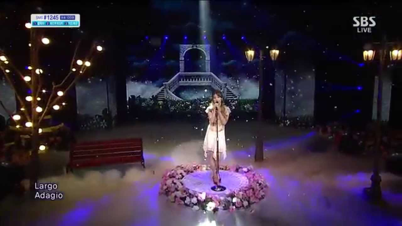 Live HD | 131013 IU - Between The Lips (50cm) & The Red Shoes (Comeback Stage) @ SBS Inkigayo