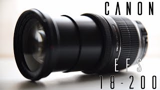 Review: Canon EF-S 18-200mm f3.5-5.6
