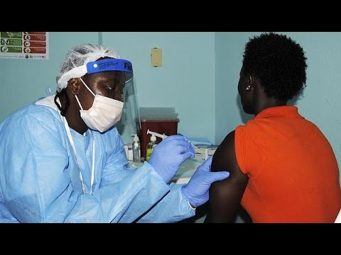 DR Congo authorities back use of unlicensed Ebola vaccine