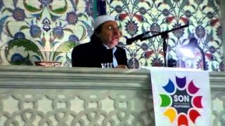 Konya El-Adil (S.A.V) Mevlid Kandili Programı 12 Ocak 2014