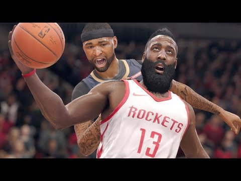 NBA Today 12/11/2017 - New Orleans Pelicans vs Houston Rockets - Full Game Live (NBA Live 18)