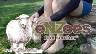 eNZees Foot Soother® - an All-Natural Blister Remedy