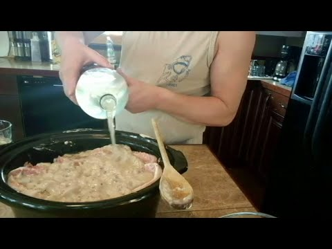 How To Cook Pork Chop Recipe Slow Cooker Easy