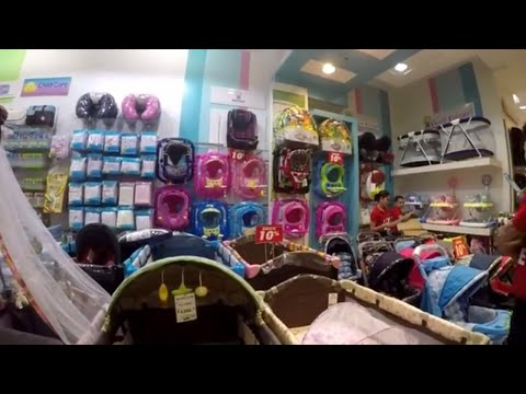 Shopping for Baby Naga City Philippines 1 of 2 Expats