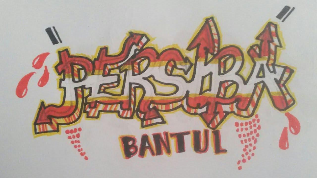Grafiti Persiba Bantul Youtube