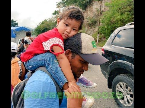 El futuro de los migrantes hondureños