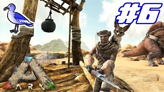 ARK: Scorched Earth - Upgrades! Water Well, Desert Cloth and Metal Gear - E6