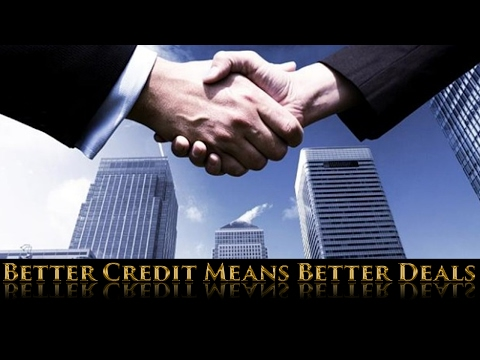 The 9:00 Show Better Credit Means Better Deals