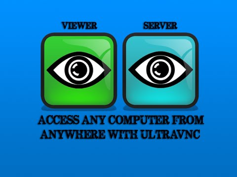 Access any Computer From Anywhere with UltraVNC