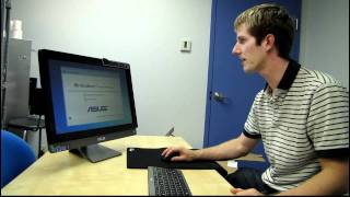 ASUS ET2410 Series All in One Touchscreen Desktop PC Unboxing & First Look Linus Tech Tips