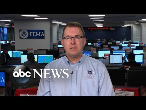 FEMA chief describes