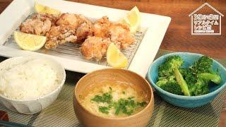 レシピの女王、栁川香織(Cho-coco)さんが30分で3品調理を実演! 我が家...