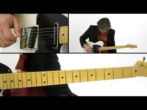 Country Rhythm Guitar Lesson - #25 Outlaw - Jason Loughlin