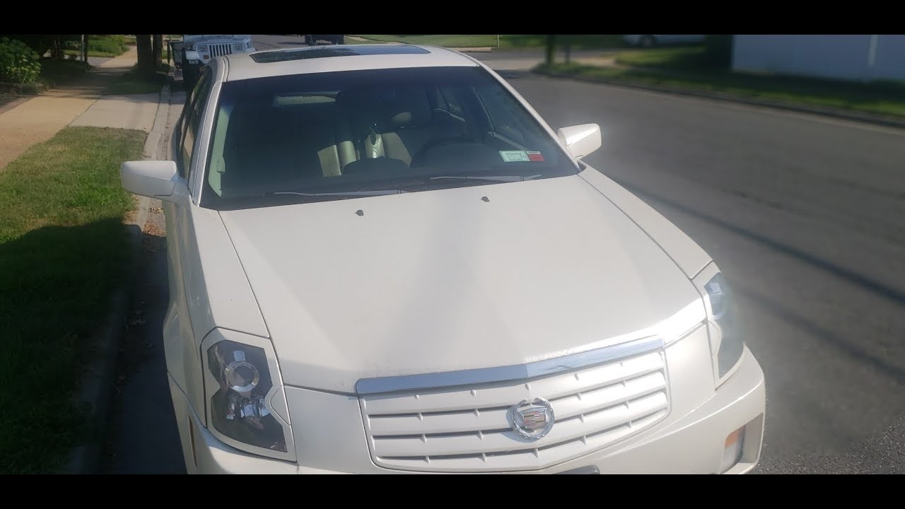 Reset Or Disable Cadillac Cts Ecm Or Theft System Youtube