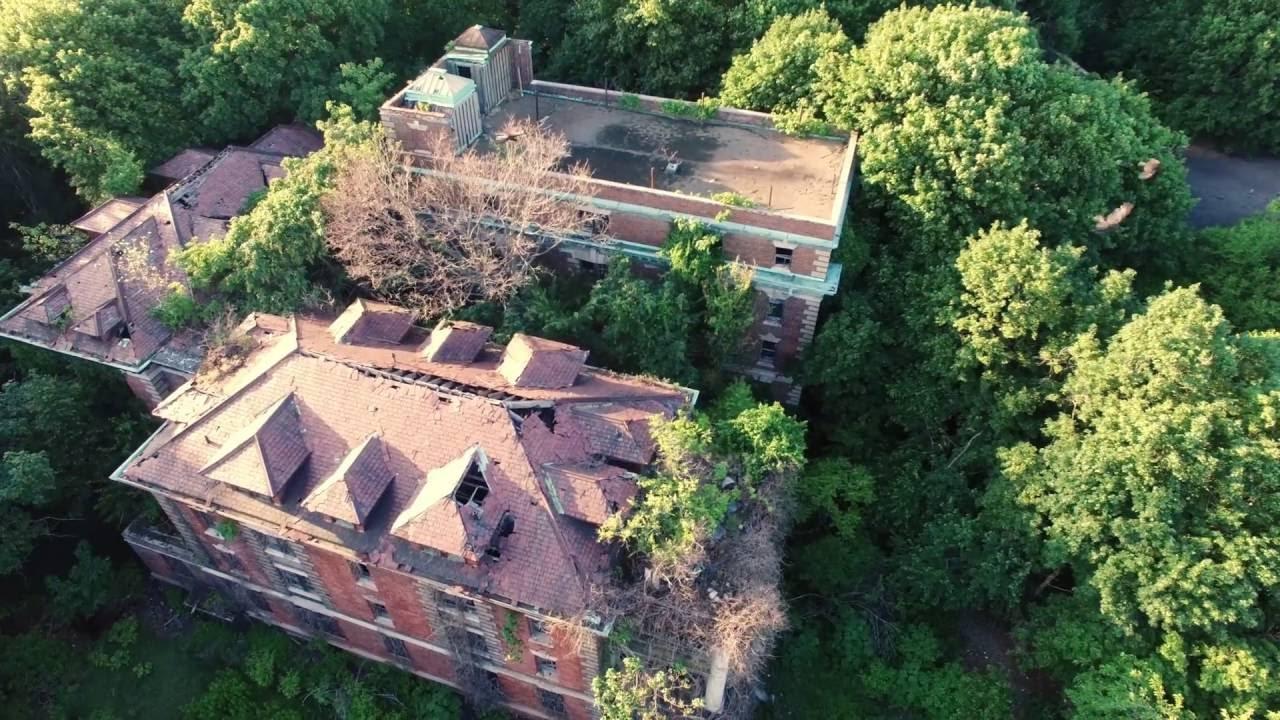Abandoned Ny North Brother Island