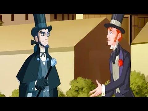 Друзья ангелов | 1 сезон серия 34 | мультфильм для детей | анимационный сериал на русском языке