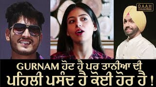 Tania nu lagda hai Gurnam Bhullar HOT! | Shots With Tania | Qismat Girl | DAAH FILMS