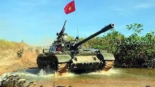 Thuật Lại Trận 1 Tăng T 54 QĐND VN đấu 10 Tăng M 41 VNCH 396