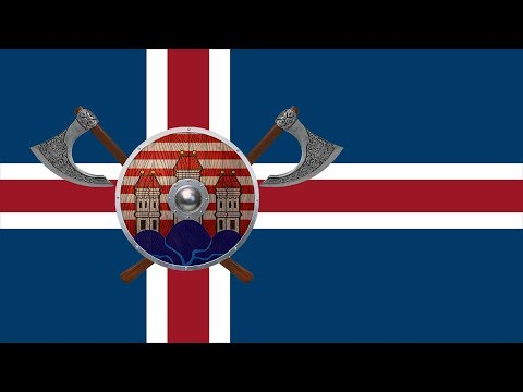 History of Iceland part 1/2