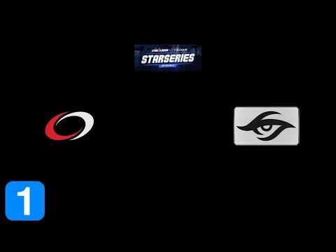 Full Highlights compLexity Gaming vs Team Secret - SL i-League StarSeries S2